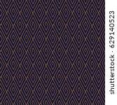antique seamless background... | Shutterstock .eps vector #629140523