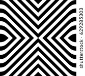 seamless pattern with black...   Shutterstock .eps vector #629285303