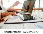 business concept. business... | Shutterstock . vector #629293877