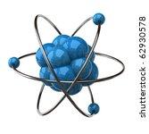 atom   Shutterstock . vector #62930578
