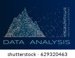 data analysis concept... | Shutterstock .eps vector #629320463