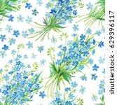 watercolor clip art of pattern... | Shutterstock . vector #629396117