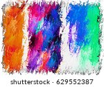 multicolor abstract background | Shutterstock . vector #629552387