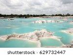 Man Made Artificial Lake Kaoli...
