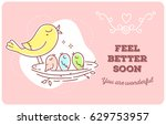 vector template with... | Shutterstock .eps vector #629753957