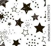 illustration from the pattern... | Shutterstock .eps vector #629754773