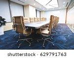 modern company meeting room | Shutterstock . vector #629791763