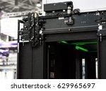 elevator installation  lift... | Shutterstock . vector #629965697