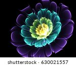 Shine Flower Background    ...