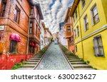 istanbul  turkey   april 09 ...   Shutterstock . vector #630023627