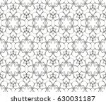 abstract seamless geometric...   Shutterstock .eps vector #630031187