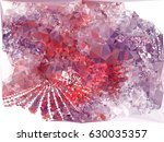 abstract multicolor mosaic...   Shutterstock .eps vector #630035357