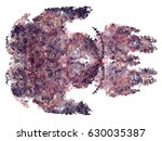 abstract multicolor mosaic...   Shutterstock .eps vector #630035387