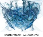 abstract multicolor mosaic...   Shutterstock .eps vector #630035393