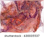 abstract multicolor mosaic...   Shutterstock .eps vector #630035537