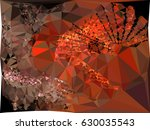 abstract multicolor mosaic...   Shutterstock .eps vector #630035543