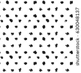 easy drawn graphic pattern of... | Shutterstock .eps vector #630048137