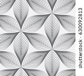 linear vector pattern ... | Shutterstock .eps vector #630092813