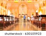 blurred landscape of interior... | Shutterstock . vector #630105923