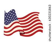 united states of america flag... | Shutterstock .eps vector #630231863