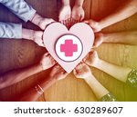 heart attack chest sick disease ...   Shutterstock . vector #630289607