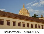 historic spanish colonial... | Shutterstock . vector #630308477