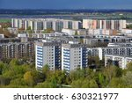 aerial view of the modern... | Shutterstock . vector #630321977