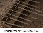 african handmade music...   Shutterstock . vector #630352853