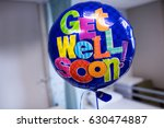 close up of get well soon... | Shutterstock . vector #630474887