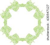 beautiful green nature abstract ...   Shutterstock .eps vector #630547127