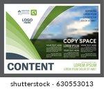 presentation layout design... | Shutterstock .eps vector #630553013