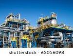 oil industry equipment... | Shutterstock . vector #63056098