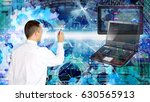 generation software.development   Shutterstock . vector #630565913