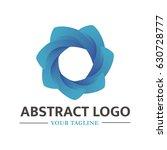 technology vector logo template....   Shutterstock .eps vector #630728777