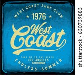 vintage surfing graphics and... | Shutterstock .eps vector #630739883
