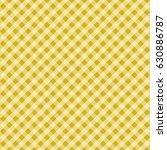 festa junina tartan seamless...   Shutterstock .eps vector #630886787