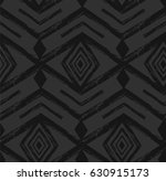 black tribal navajo vector... | Shutterstock .eps vector #630915173