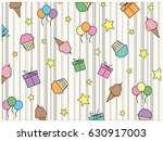 celebration background    | Shutterstock . vector #630917003