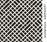 seamless geometric lattice... | Shutterstock .eps vector #630933197
