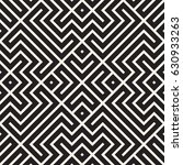 geometric ethnic background... | Shutterstock .eps vector #630933263