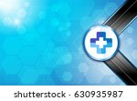 abstract medical health care... | Shutterstock .eps vector #630935987