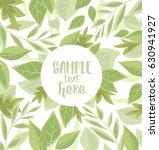 vector illustration background... | Shutterstock .eps vector #630941927