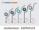 design template  modern... | Shutterstock .eps vector #630965123