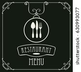 template vector menu for...   Shutterstock .eps vector #630993077