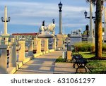 St. Augustine Near The Bridge...