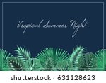 Tropical Summer Night...