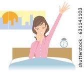 wake | Shutterstock .eps vector #631141103