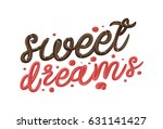 """sweet dreams"" hand drawn... 