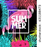 Summer Bright Composition  Wit...