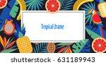 vector bright illustration.... | Shutterstock .eps vector #631189943